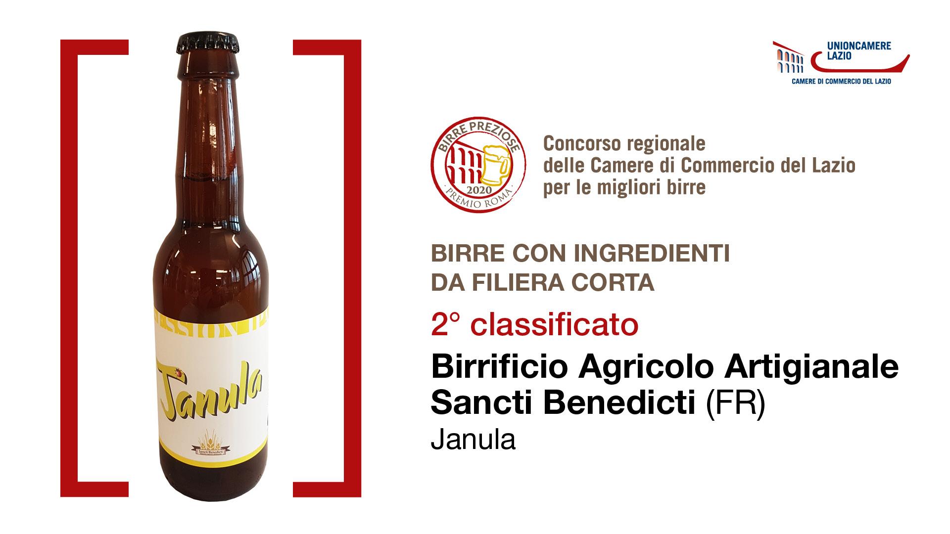 Birrificio Agricolo Artigianale Sancti Benedicti (FR)