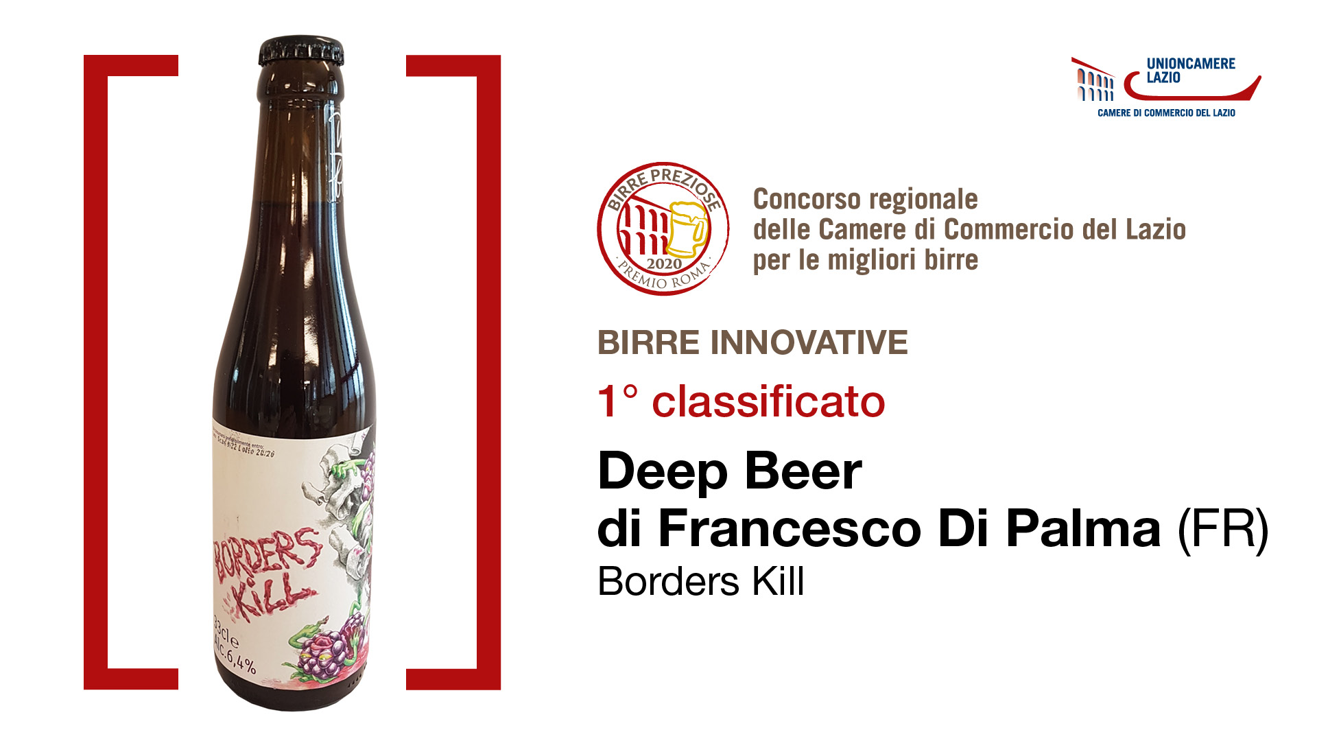 Deep Beer di Francesco Di Palma (FR)