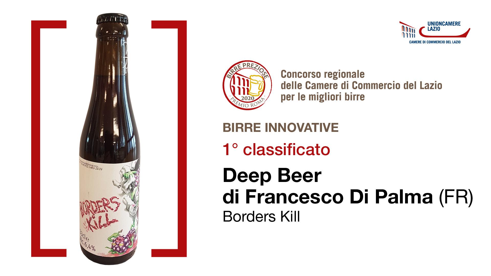 Deep Beer di Francesco Di Palma (FR)