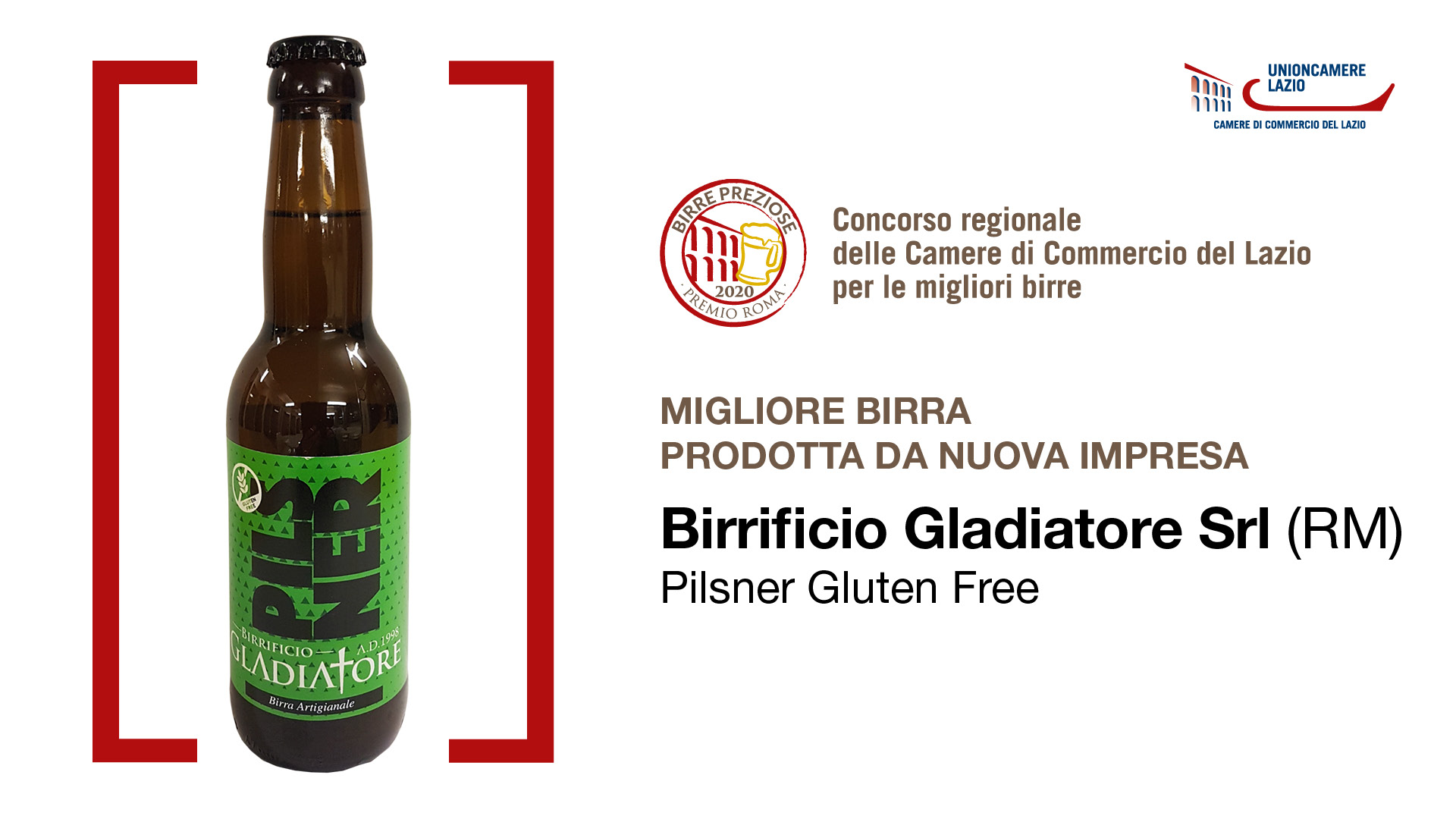 Birrificio Gladiatore Srl (RM)