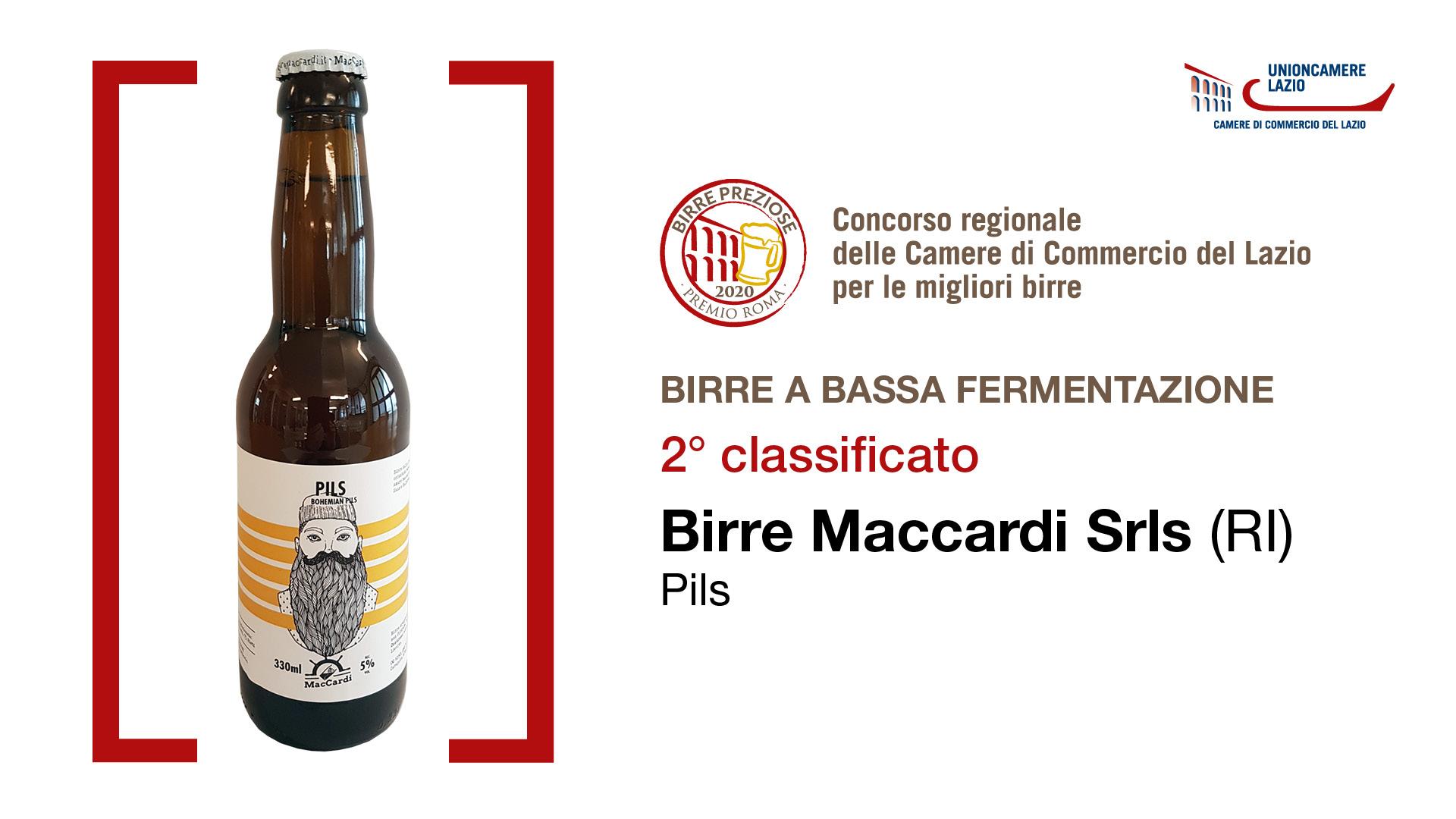 Birre Maccardi Srls (RI)