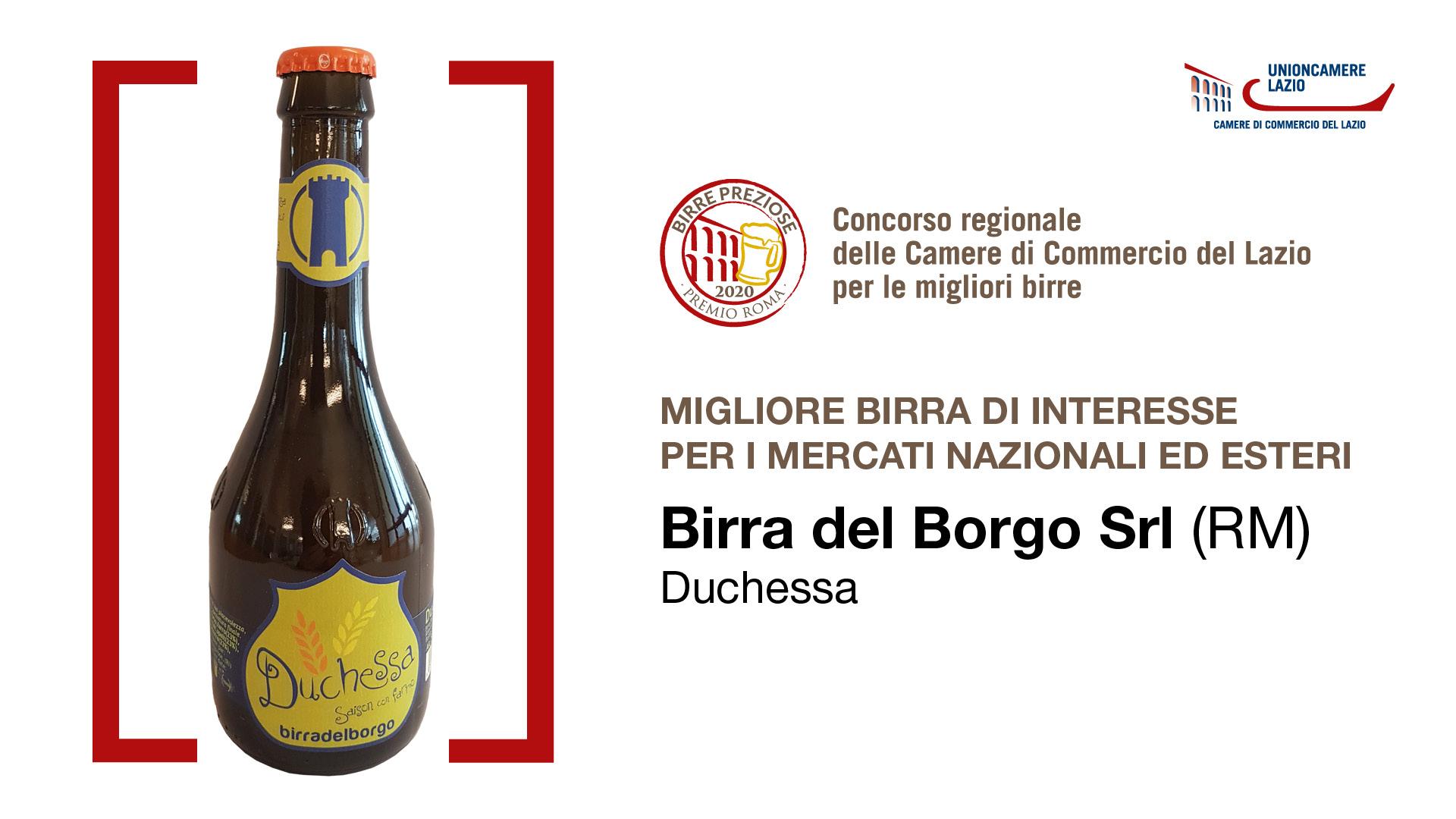 Birra del Borgo Srl (RM)